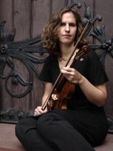 Katrin Adelmann - Solovioline
